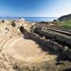 La magia della Baia di Nora tra archeologia e natura