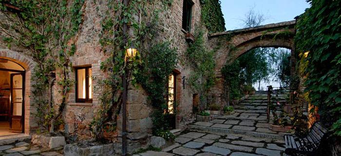 Agriturismo di charme toscana agriturismo di lusso toscana - Hotel il giardino siena ...