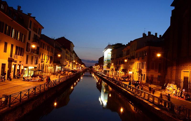 Vacanza a Milano