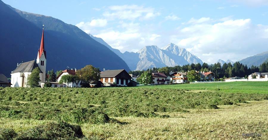 Rasun Anterselva, Dolomiti