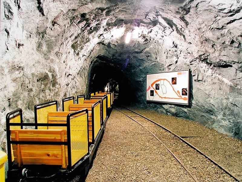 Miniera di Predoi