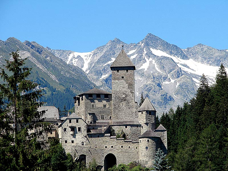 Escursioni in montagna a Campo Tures